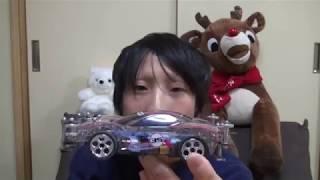 MINI4WD ミニ四駆 ニューマシンを走らせてきました(^^♪