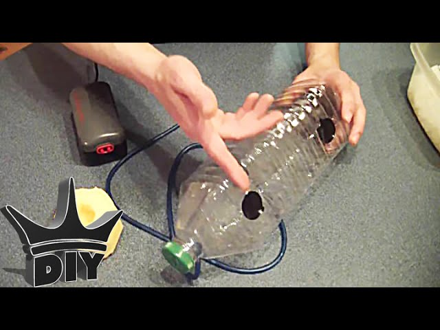 HOW TO: Build a simple aquarium filter TUTORIAL