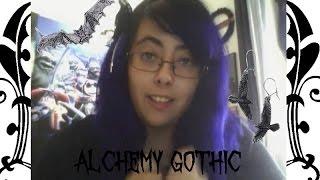 My Alchemy Gothic Jewelry