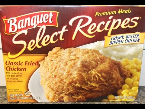 Banquet: Classic Fried Chicken Review