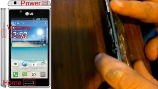 LG LG730 Venice How to Hard Reset Boost Mobile