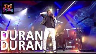 """[HD] Duran Duran - """"Pressure Off"""" 10/30/15 TFI Friday"""