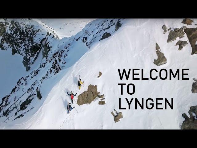 Welcome to Lyngen