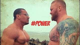 LARRY WHEELS vs THOR - FEEL THE POWER !!!