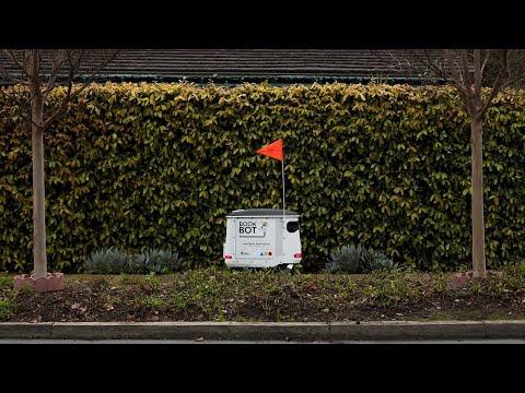 Google gründet Lieferbot-Startup: Cartken