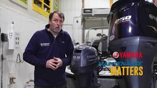 Yamaha - Power Tilt & Trim Care with Steve Pennaz | Yamaha