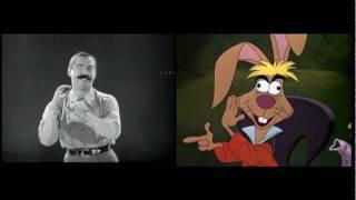 Alice In Wonderland Test Footage - Unbirthday Mad Tea Party - Disney