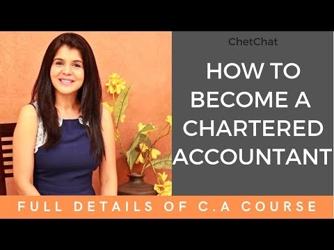 How To Become a CA   Details About CA Course  ChetChat