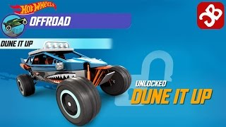 Hot Wheels: Race Off - Unlock DUNE IT UP Car - iOS/Android - Gameplay Video