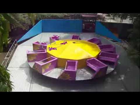 Flying Dish Rides