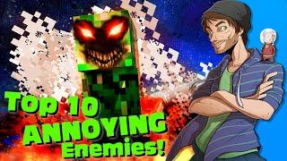 Top 10 Annoying Enemies in Video Games - SpaceHamster