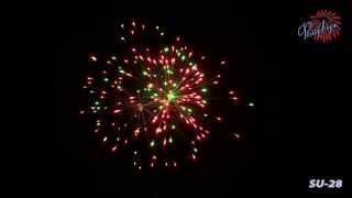 """Салют НОВОРІЧНА 25 выстрелов от компании Интернет-магазин пиротехнических изделий """"Fire Dragon"""" - видео"""