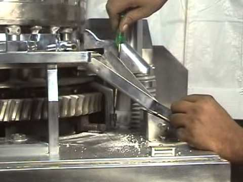Hi Speed Double Rotary Tablet Press Machine