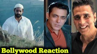 RRR Motion Poster | Bollywood Celebrities Reaction On RRR Motion Poster | SS Rajamouli, Jr NTR