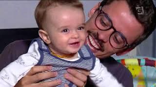 Sonhei Ser Pai no Jornal da Gazeta