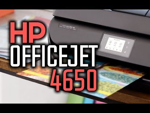 HP OfficeJet 4650 Review – Is This The Best Printer of 2018?