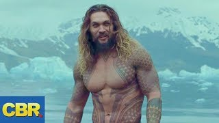 10 Things You Need To Know About The New Aquaman Movie