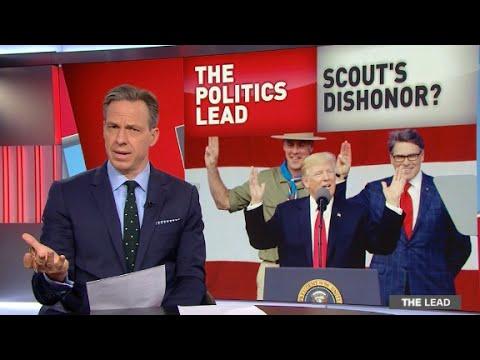 Tapper breaks down Trump's speech to Boy Scouts