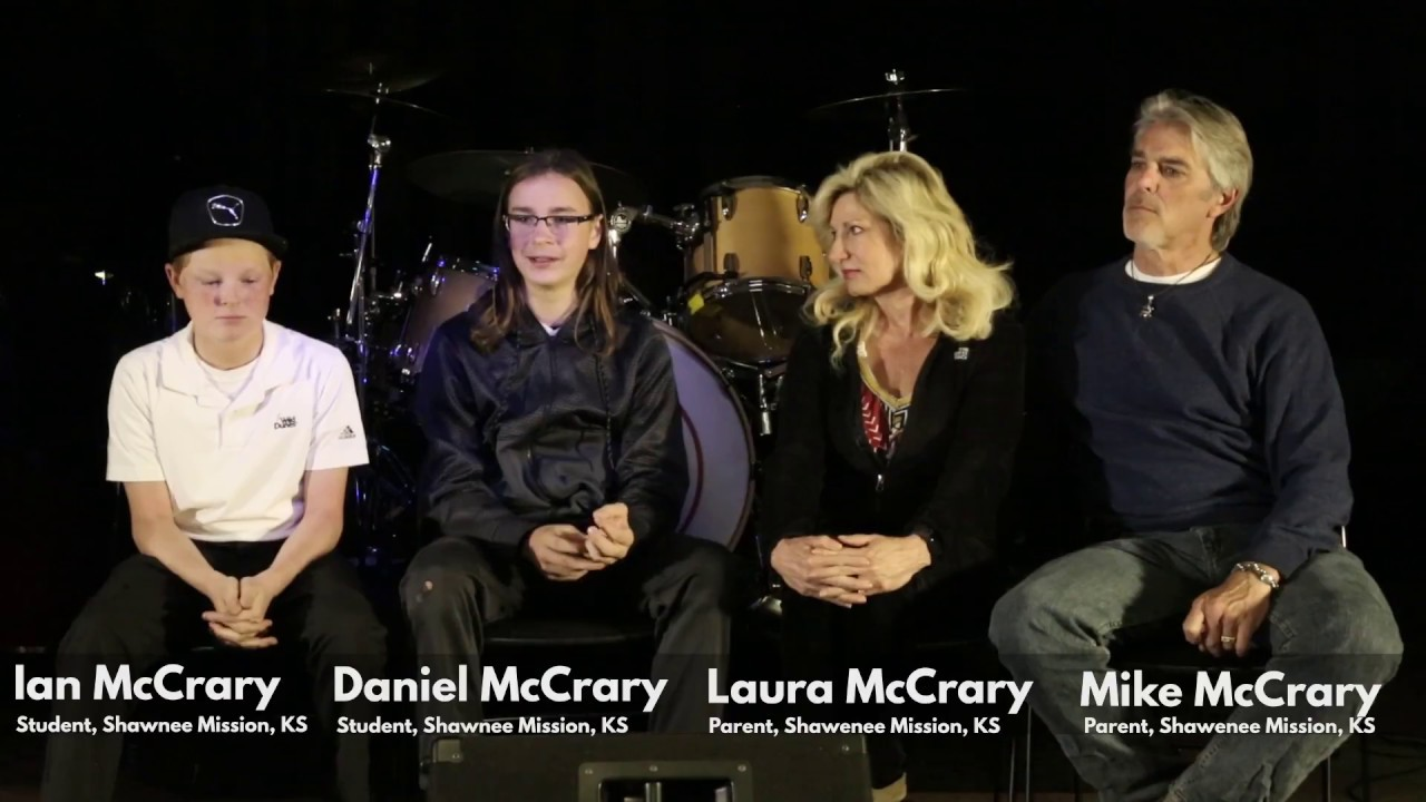 The McCrary Family