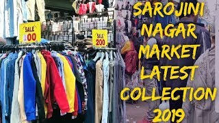 Sarojini Nagar Market Delhi | Latest Collection 2019 | Summer Wear Dresses Sarojini Nagar
