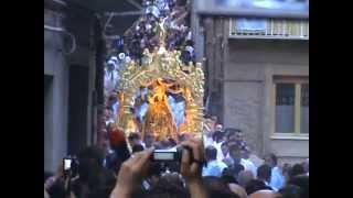 preview picture of video 'Maria SS. della Visitazione - Festa Patronale - Enna 2 Luglio 2010 (3)'