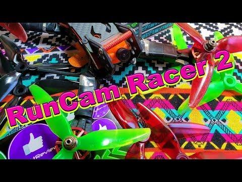 ✔ FPV Камера RunCam Racer 2 Super WDR CMOS 700TVL 1.8 mm!