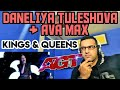 """Ava Max and Daneliya Tuleshova """"Kings and Queens"""" - First Time Reaction."""