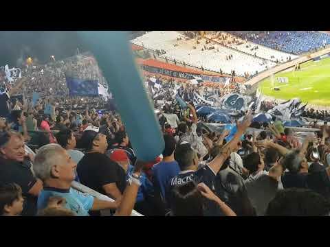 """""""CSIR - Independiente Rivadavia vs HLH. Himno Argentino. La banda leprosa ya llego. 12-01-18"""" Barra: Los Caudillos del Parque • Club: Independiente Rivadavia"""