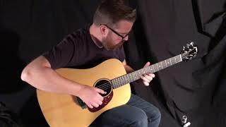Guitar Gallery presents RainSong V-DR1000N2 Guitar