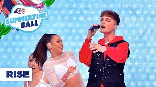 Jonas Blue Feat. HRVY – 'Rise' | Live At Capital's Summertime Ball 2019