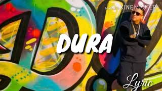 Daddy Yankee   Dura (Lyric Video)
