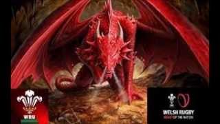 Bread of Heaven (Cwm Rhondda) Bryn Terfel and Rhys Meirion - Wales Rugby World Cup 2015