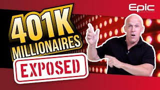 401K Millionaire: Fact or Fiction? (not what you think)