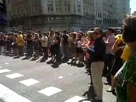 Madrid protesta contro le riforme di Rajoy