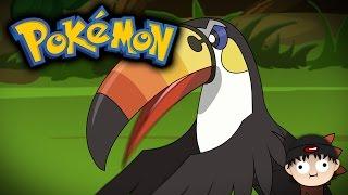 Toucannon  - (Pokémon) - T is for Toucannon