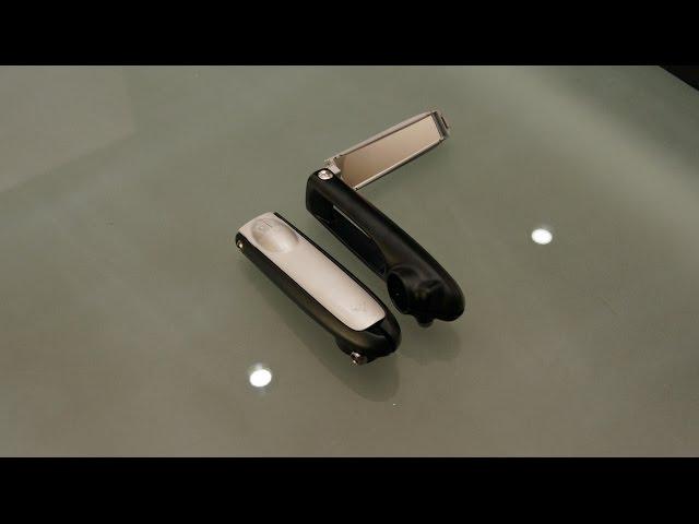 Видео Рожки-зеркала Topeak BAR'N MIRROR