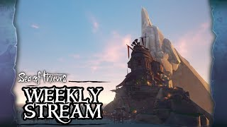Sea of Thieves Anniversary Preview Stream: The Arena