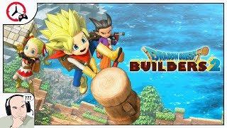 Dragon Quest Builders 2 | 😊🏠 خلنا نجرب هذه اللعبة | في الشقة الجديدة