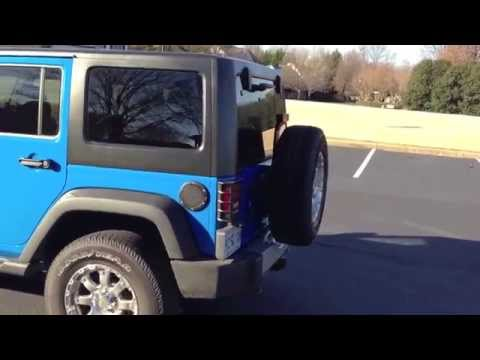 2012 - 2014 Jeep Wrangler Review / Overview Unlimited