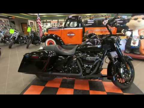 2019 Harley-Davidson Road King Special FLHRXS