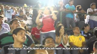 preview picture of video 'Color CF Mérida vs Toluca FC'
