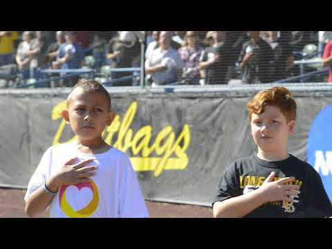Student help With Purpose raise money for childhood cancer