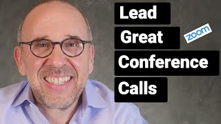 5 Keys to Leading Great Conference Calls (That Are  Not Awful) [2018]