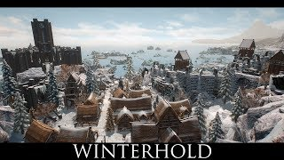 Skyrim SE Mods: Winterhold