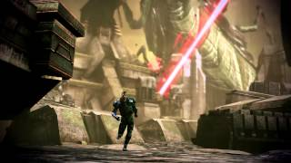 Mass Effect 3 - Thresher Maw vs. Reaper