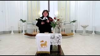 SZÓSZÉK - Evangélikus istentisztelet