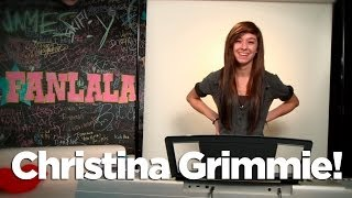 "Christina Grimmie Performs ""I Bet You Don't Curse God"" Live!"