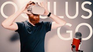 Лучшее на что ты потратишь $200 - обзор Oculus Go