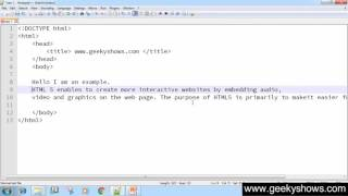 25. Abbreviation and Acronyms Tag in HTML (Hindi)