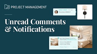 Unread Comments & Notifications